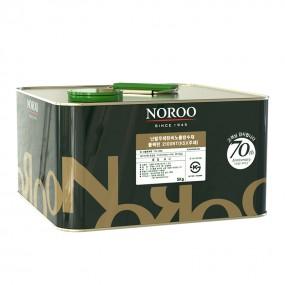 노루페인트 블랙탄 2100NT 난탈우레탄 비노출 방수제 25KG 2액형